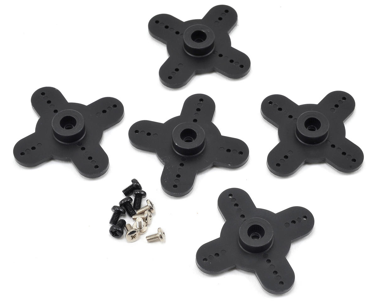 MKS Servos 45mm Servo Cross Horn Set (5)