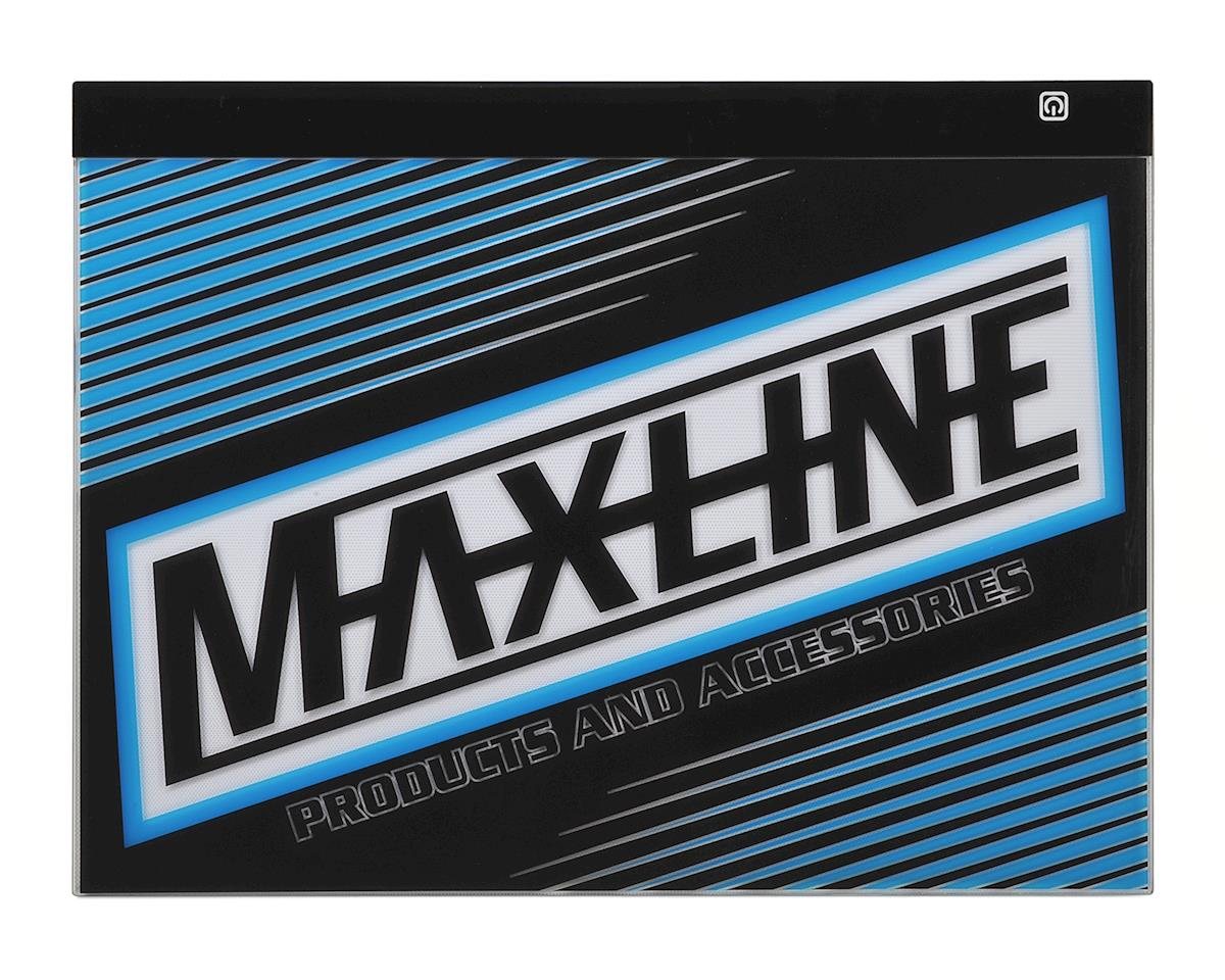 Maxline R/C Products Standard Horizontal LED Pit Board (46.5x35cm)