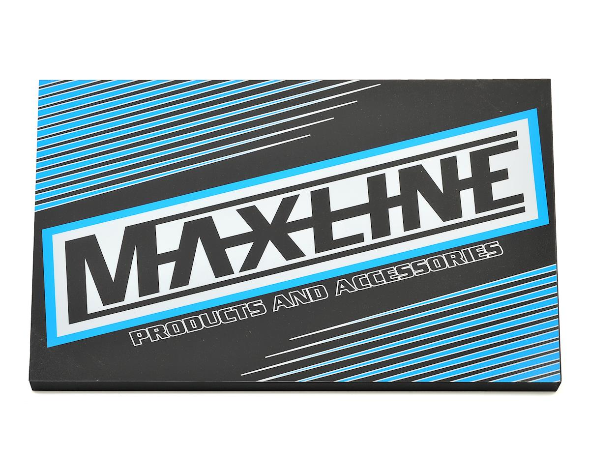 Maxline R/C Products 1/10th Scale Horizontal Pit Setup Board (35x46.5cm)