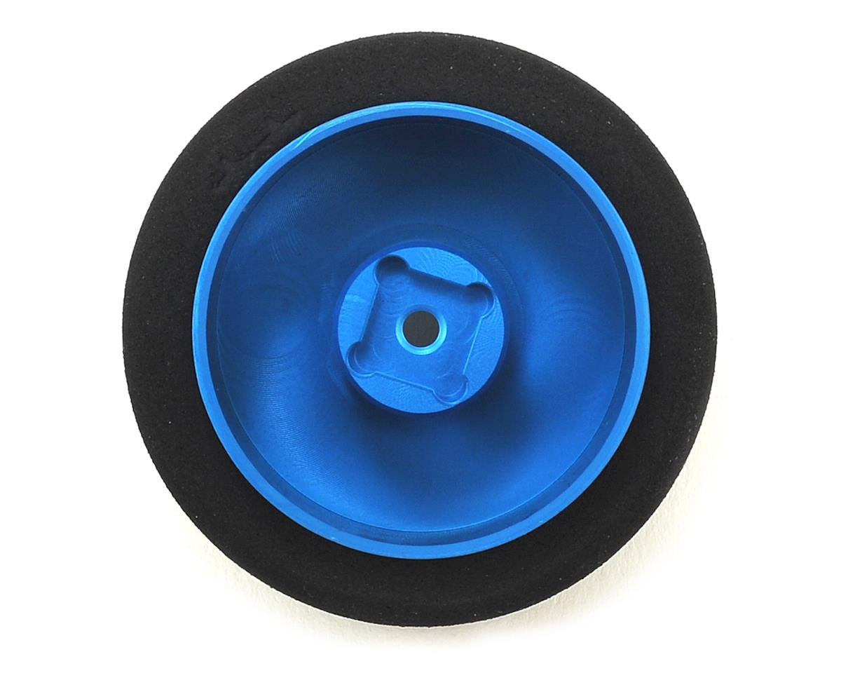Airtronics V2 Offset Width Wheel (Blue) by Maxline R/C Products