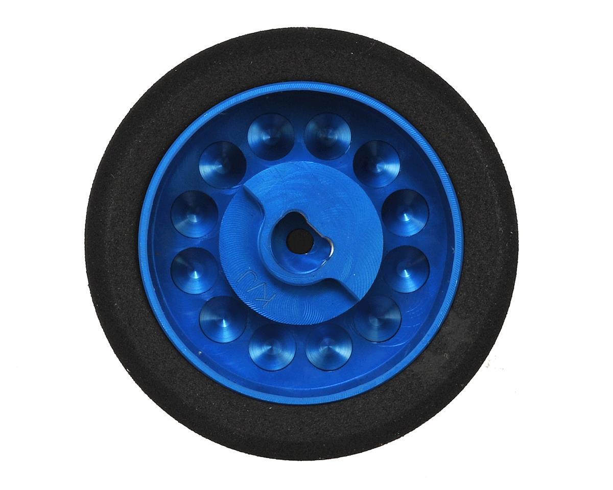 Maxline R/C Products KO/JR Standard Width Wheel (Blue)