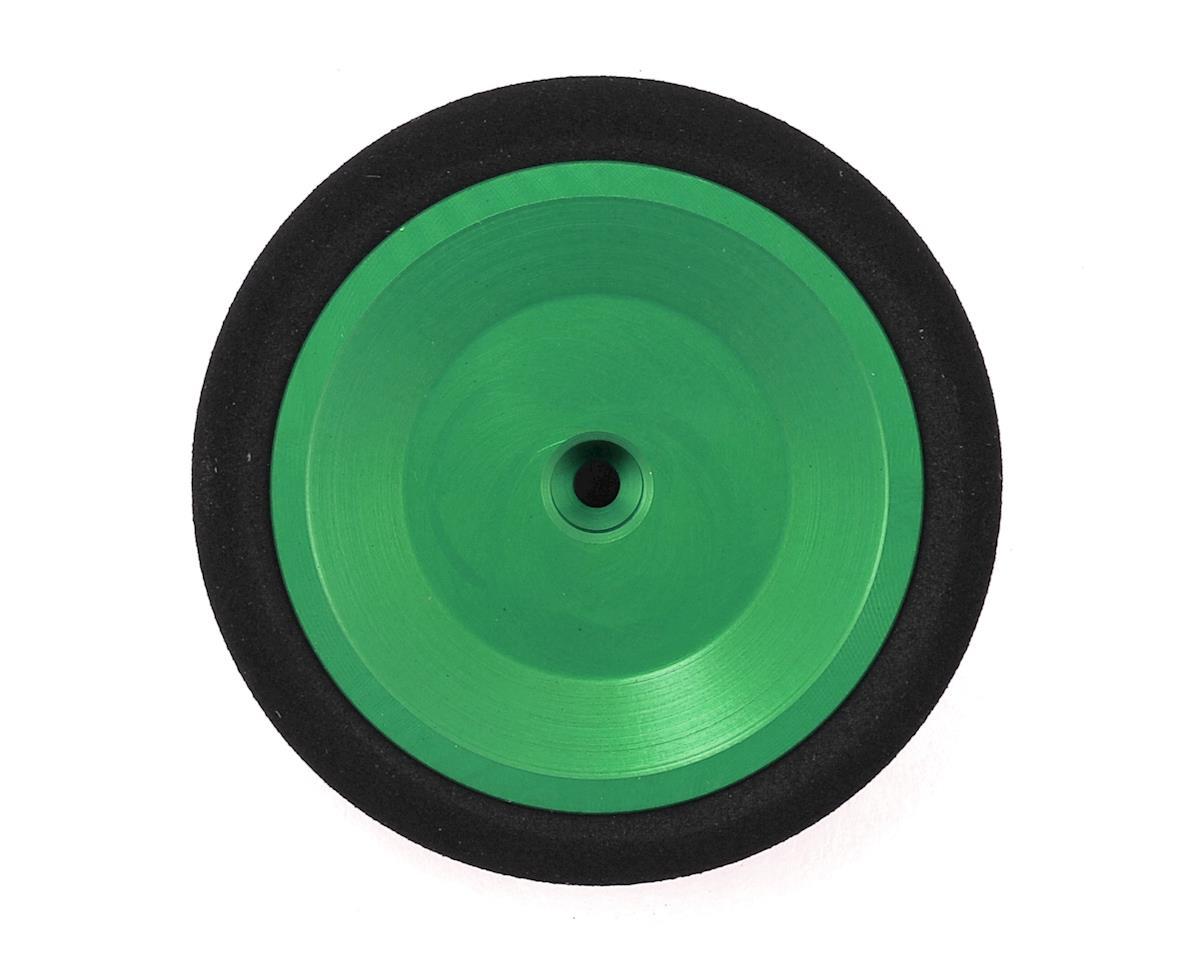 Maxline R/C Products KO/JR Standard Width Wheel (Green)