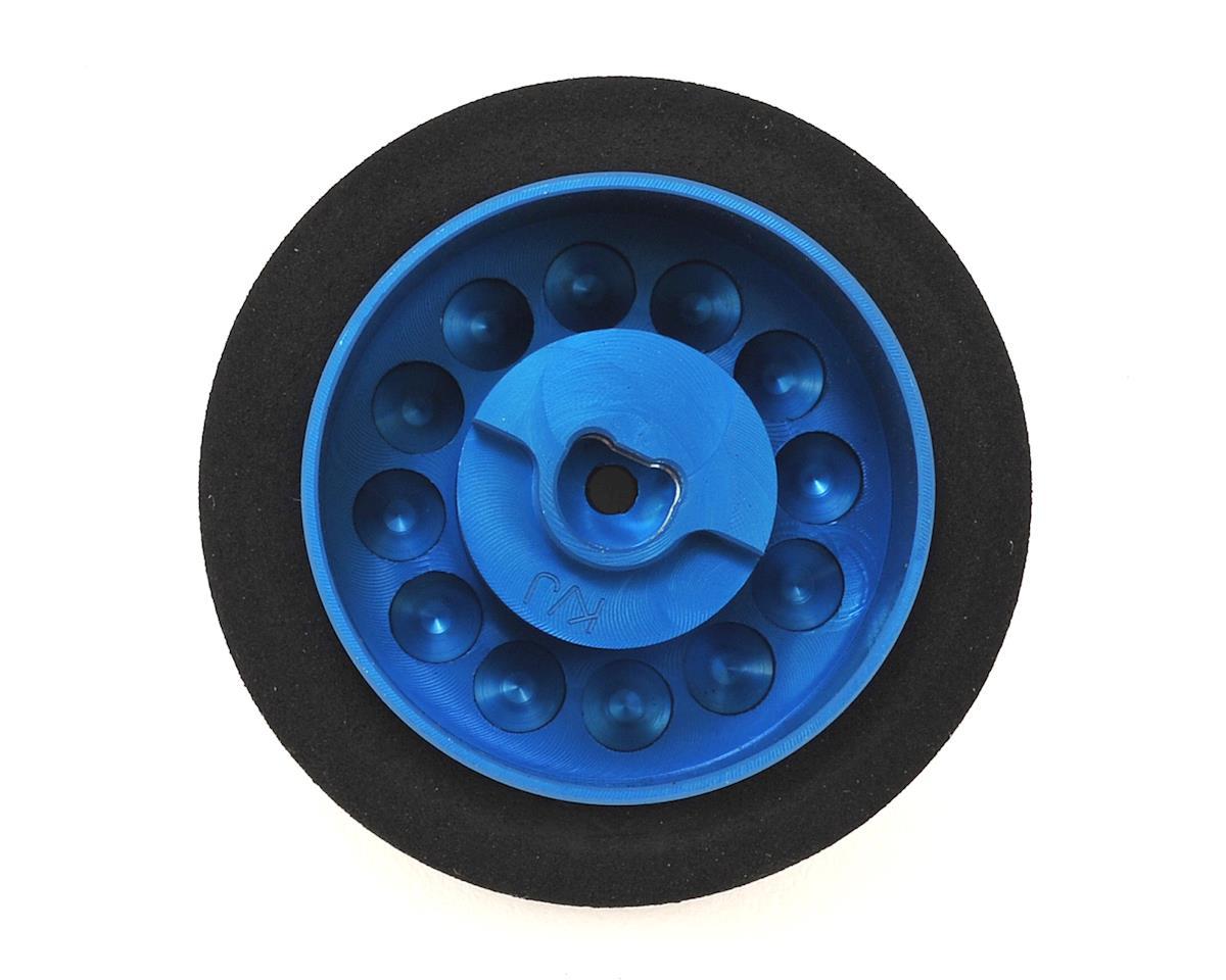 Maxline R/C Products KO/JR Offset Width Wheel (Blue)