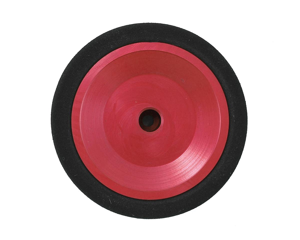 Maxline R/C Products KO/JR Offset Width Wheel (Red)