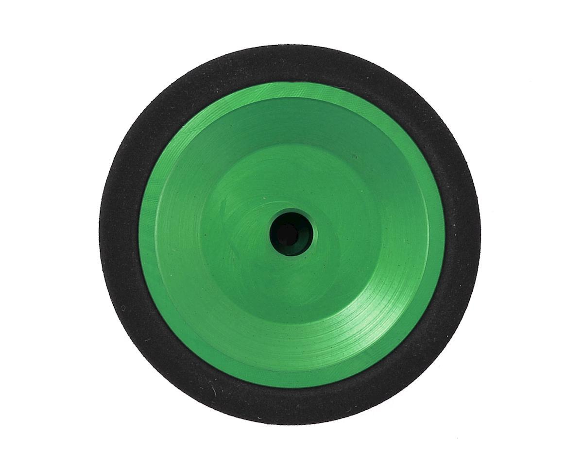 Maxline R/C Products KO/JR Offset Width Wheel (Green)