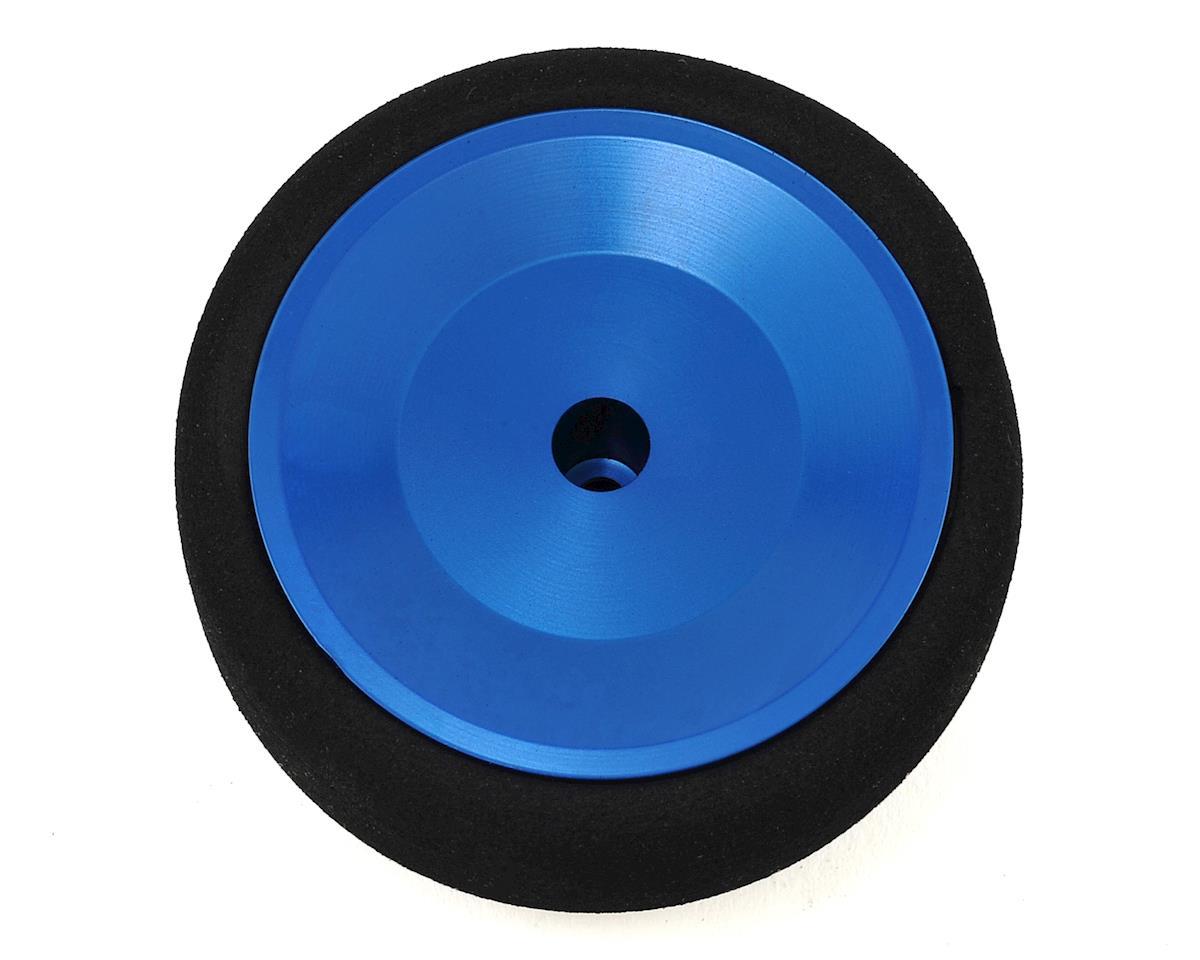 Futaba Offset Width Wheel (Blue) by Maxline R/C Products