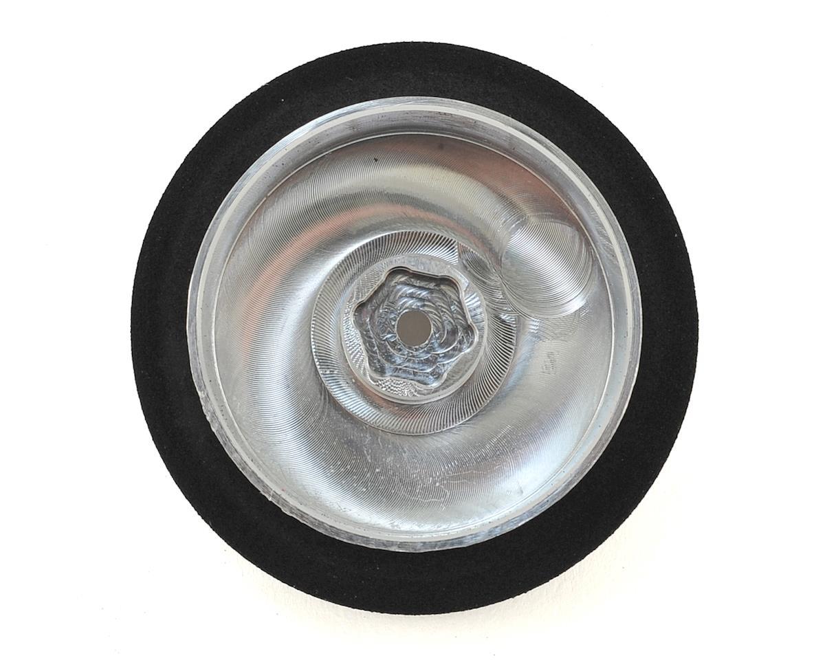Futaba Offset Width Wheel (Polished) by Maxline R/C Products