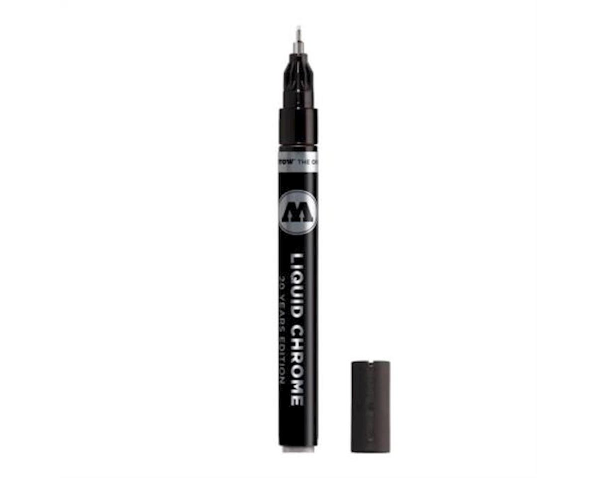 Molotow Liquid Chrome Paint Pen Marker w/1mm Tip