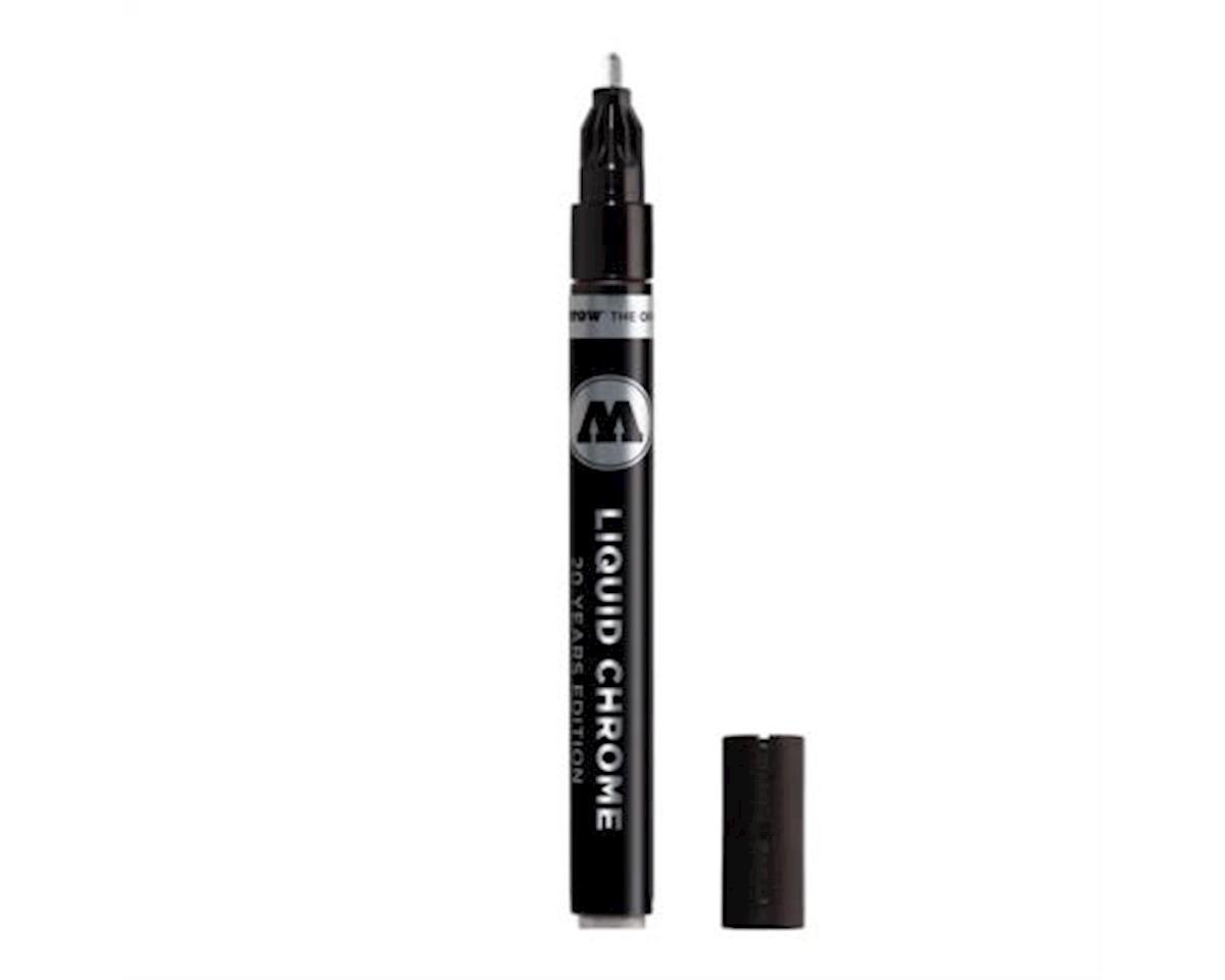 Molotow Liquid Chrome Paint Pen Marker w/2mm Tip