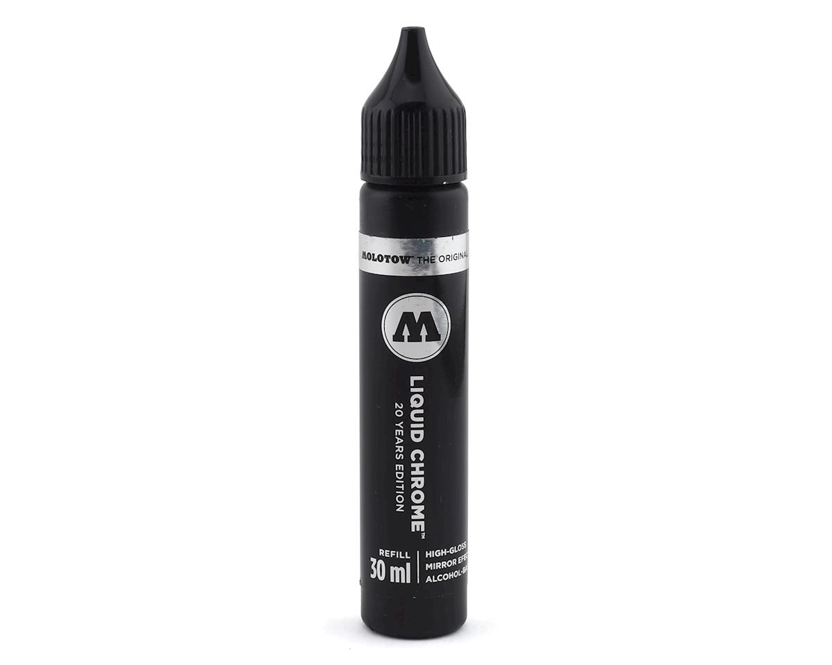 Molotow Liquid Chrome Marker Refill (30ml)