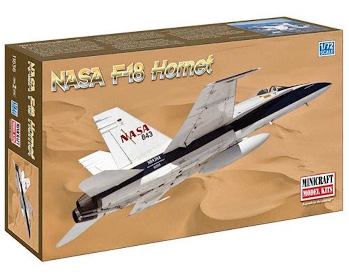 1/72 F18 Hornet NASA Aircraft