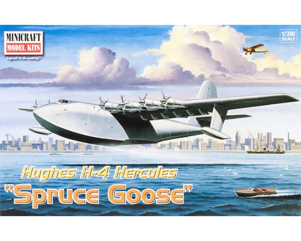 Minicraft Models 11657 1/200 Spruce Goose