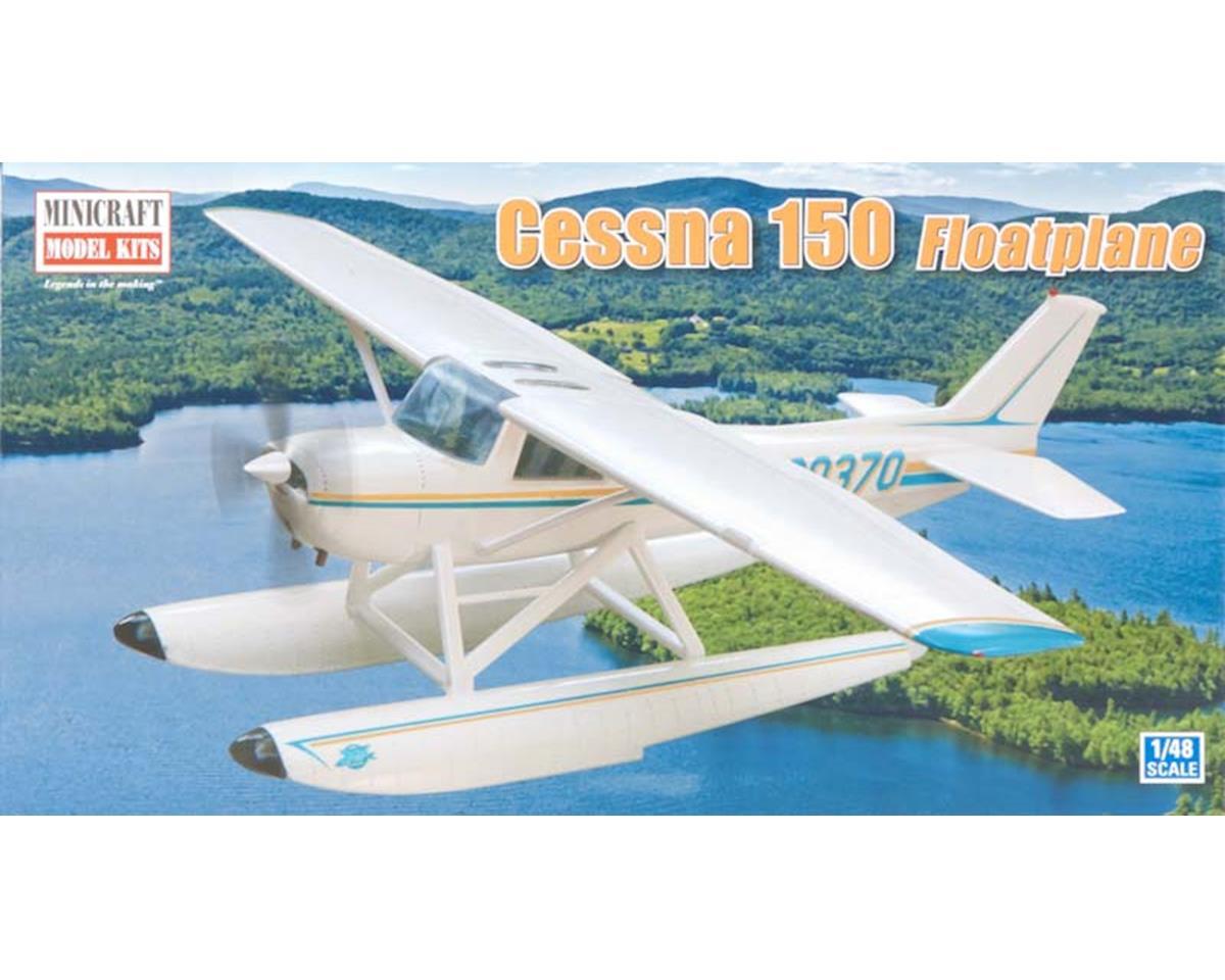 11662 1/48 Cessna 150 w/Floats Bush Plane
