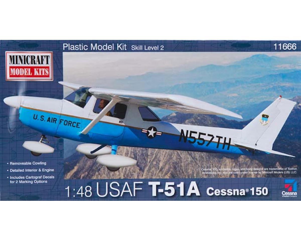 Minicraft Models 11666 1/48 Cessna 150 USAF ATC