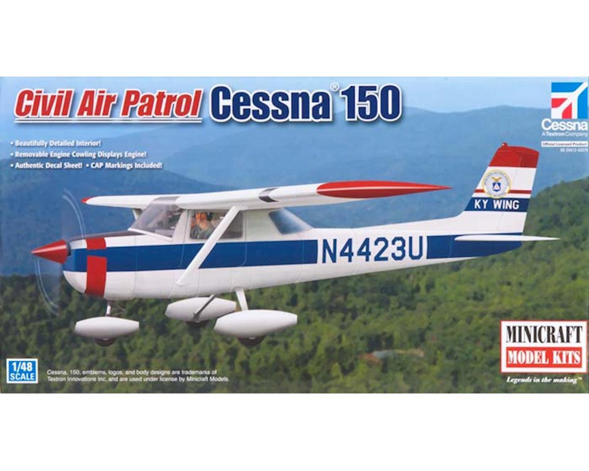 Minicraft Models 11667 1/48 Cessna 150 CAP