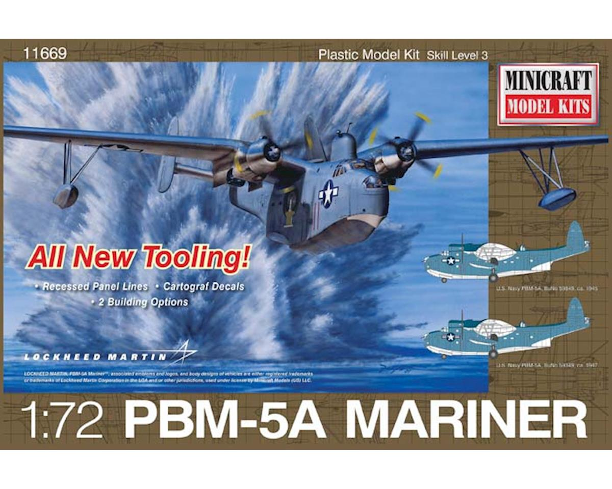 11669 1/72 Martin Mariner PBM5/5A w/2 USN Marking