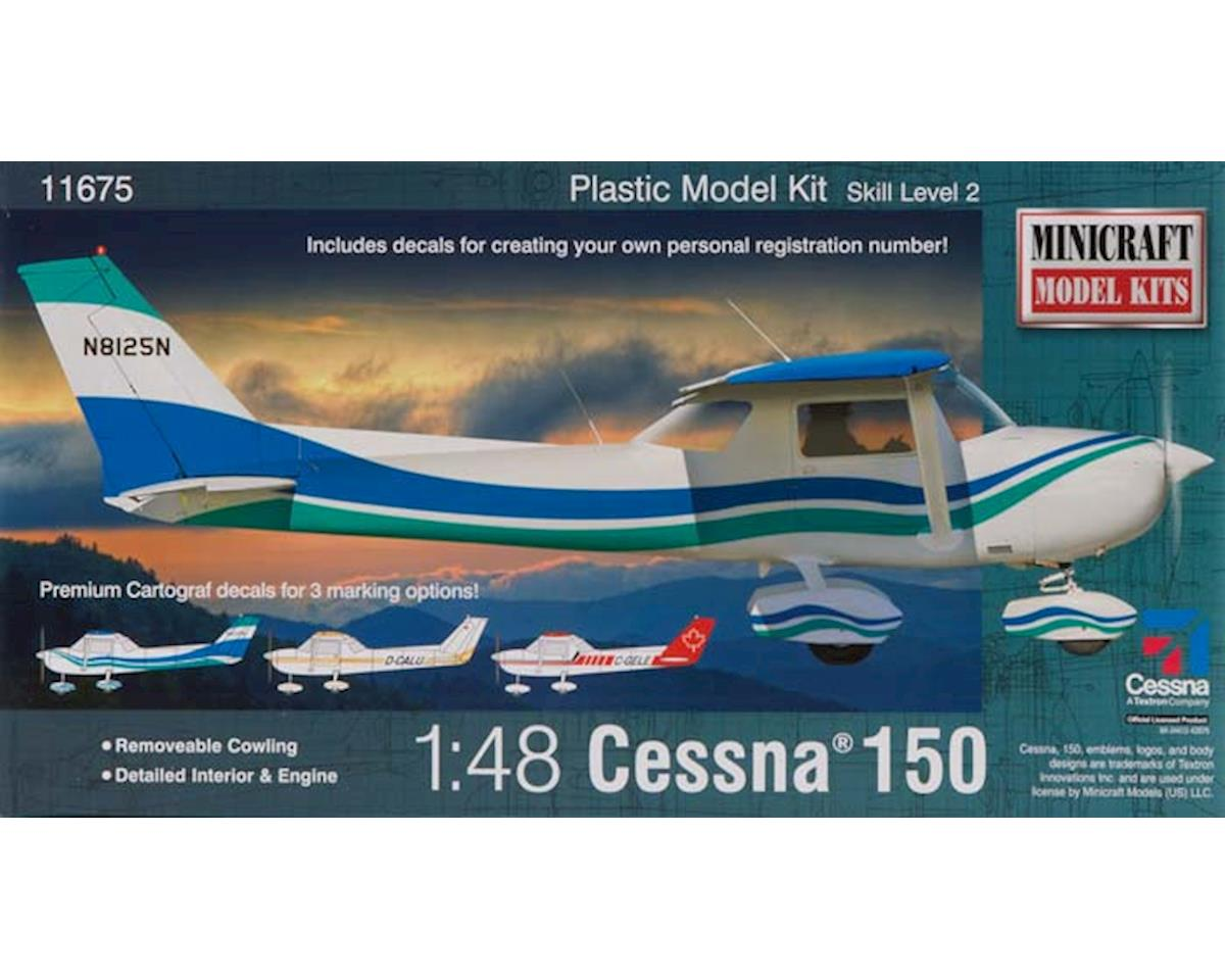 1/48 Cessna 150 by Minicraft Models