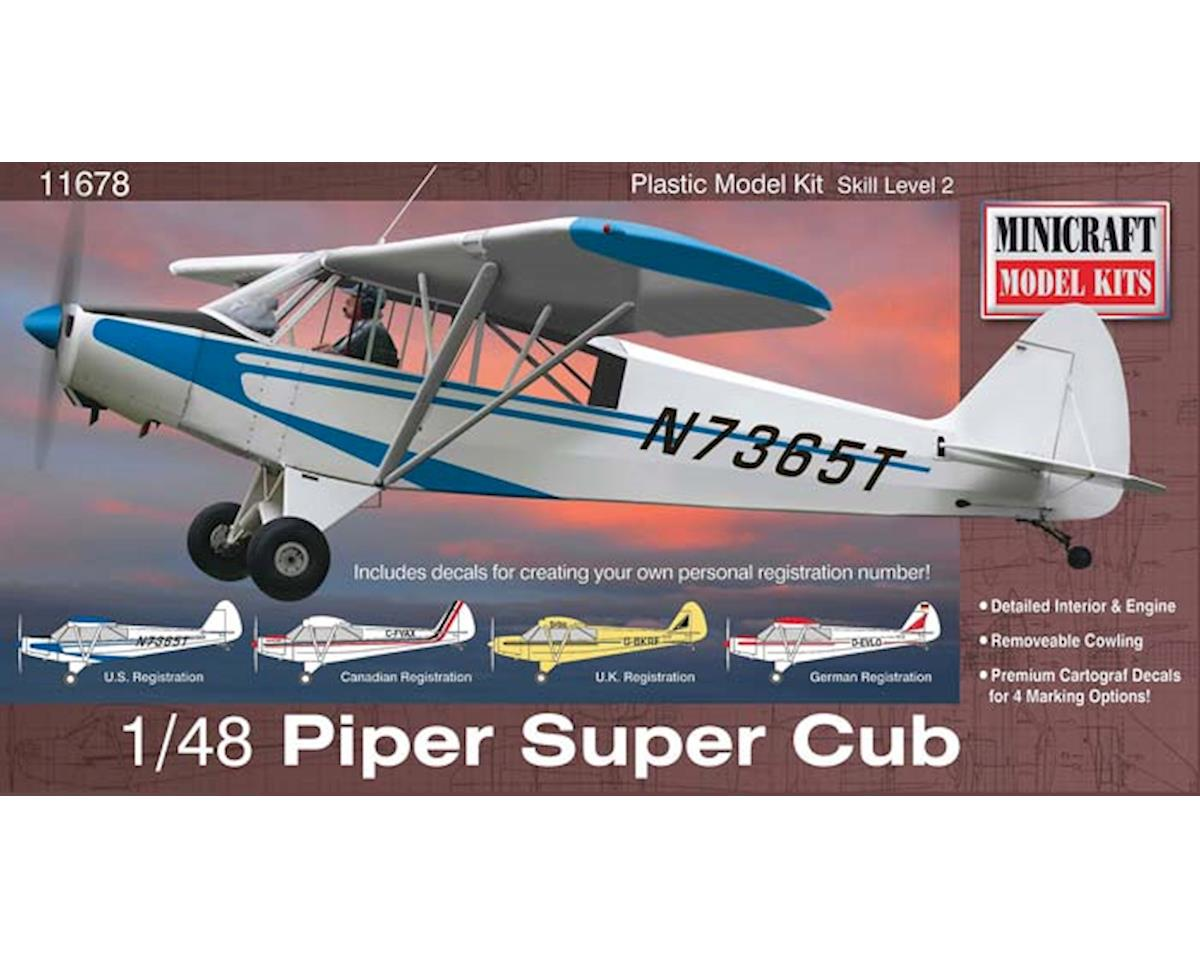 Minicraft Models 1/48 Piper Super Cub