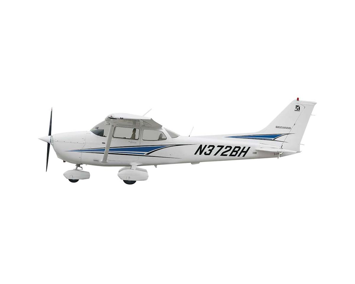 Minicraft Models 1/48 Cessna 172 W/Custom Registration Number