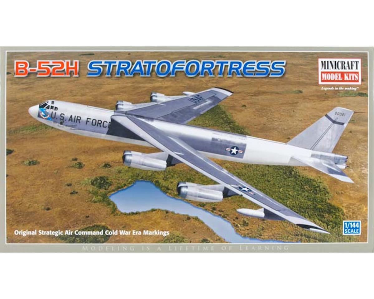 Minicraft Models 14615 1/144 B-52 H Strata Fortress SAC/TACT