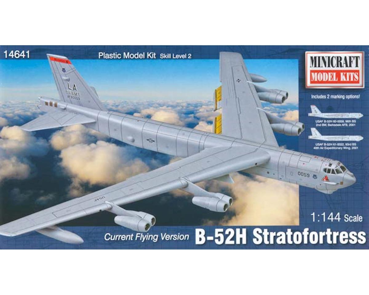Minicraft Models  1/144 B-52 H Usaf