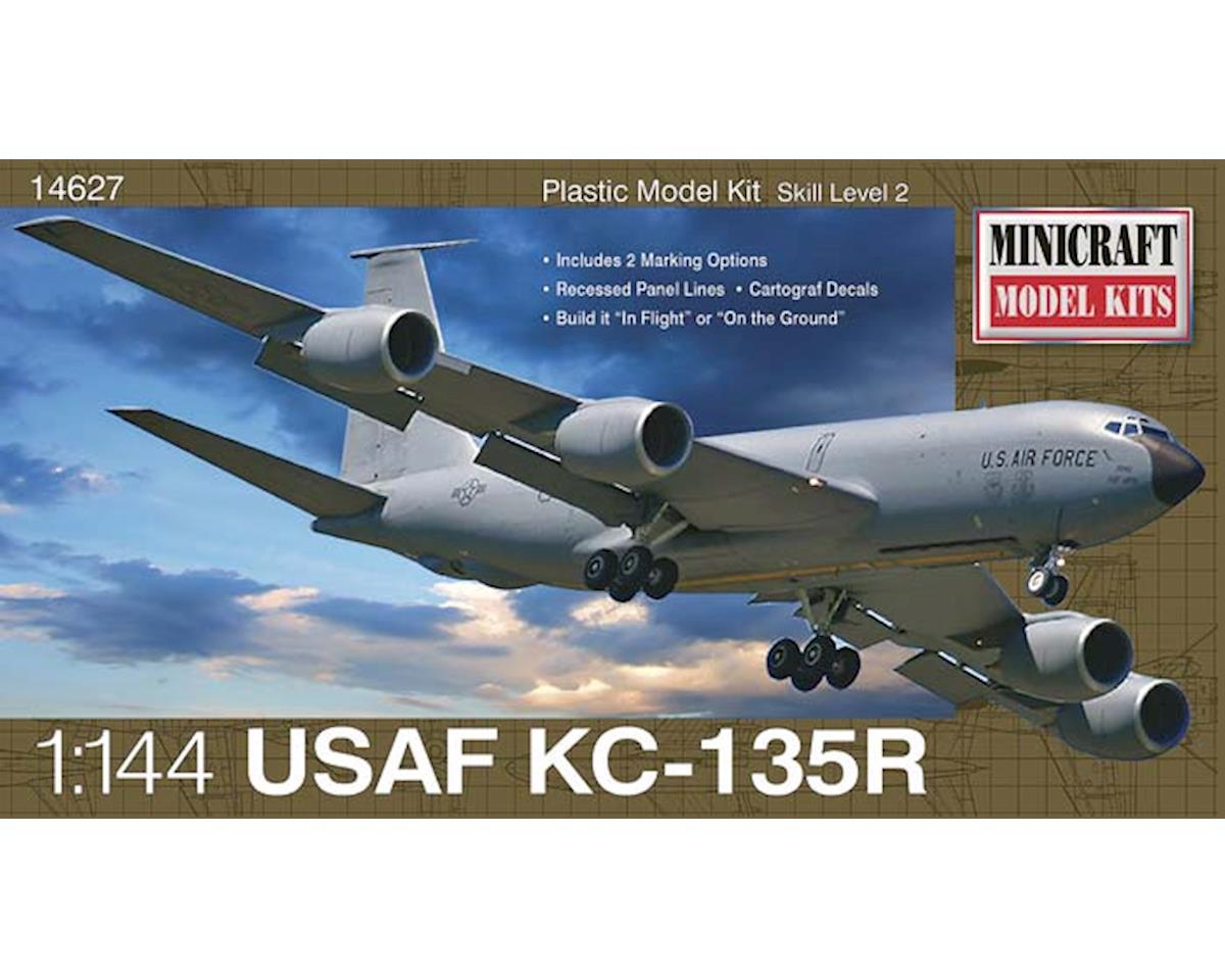 Minicraft Models 1/144 Kc-135R Usaf W/2 Marking Options