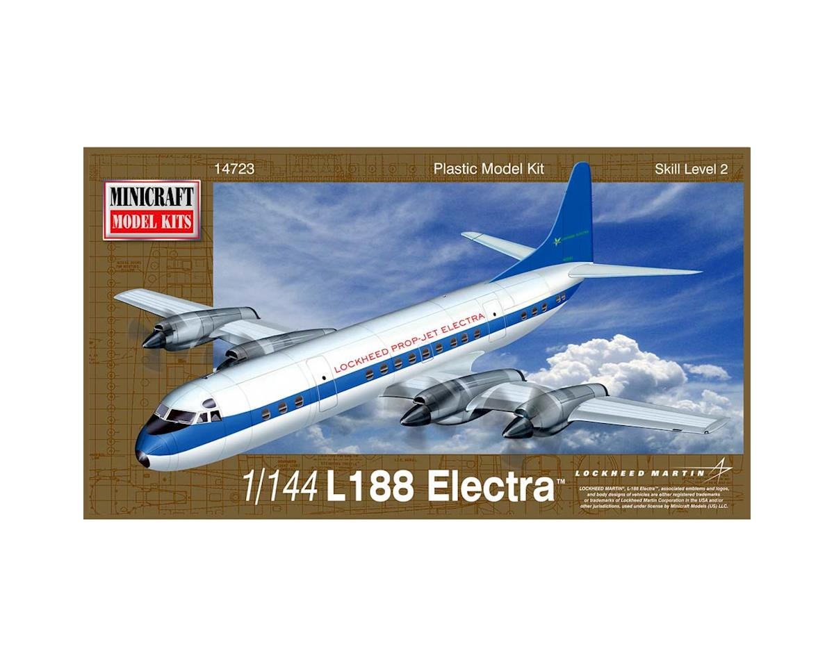 Minicraft Models 14723 1/144 L-188 Electra Demonstrator