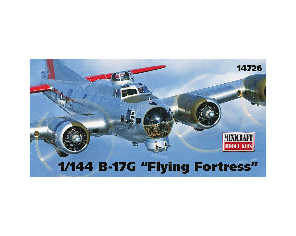 Minicraft Models 1/144 B-17G 8Th Air Force Flying Fortress