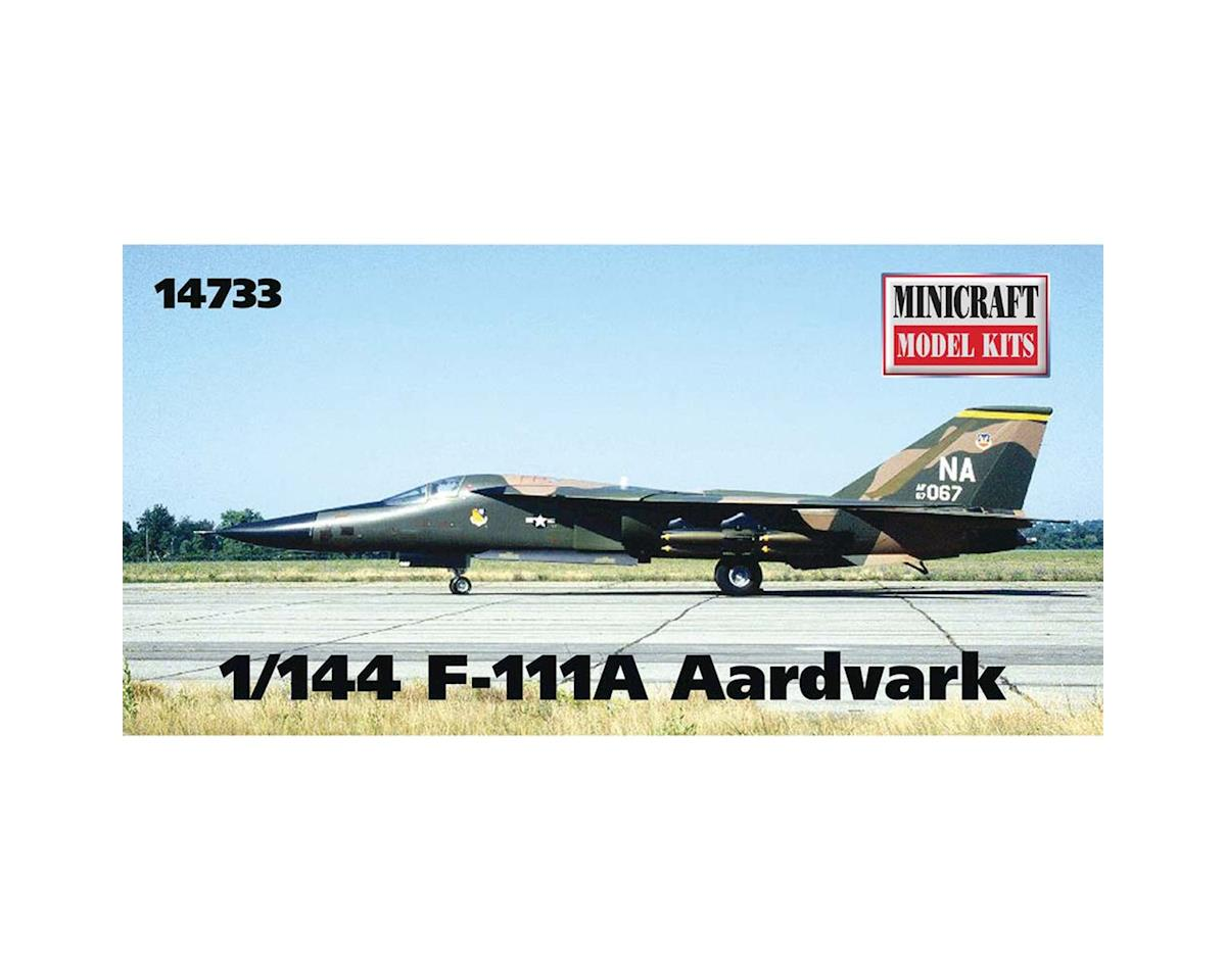 14733 1/144 F-111 Aardvark by Minicraft Models