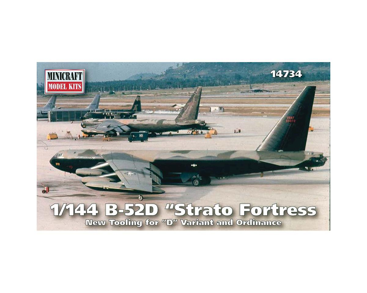 Minicraft Models 14734 1/144 B-52D Stratofortress