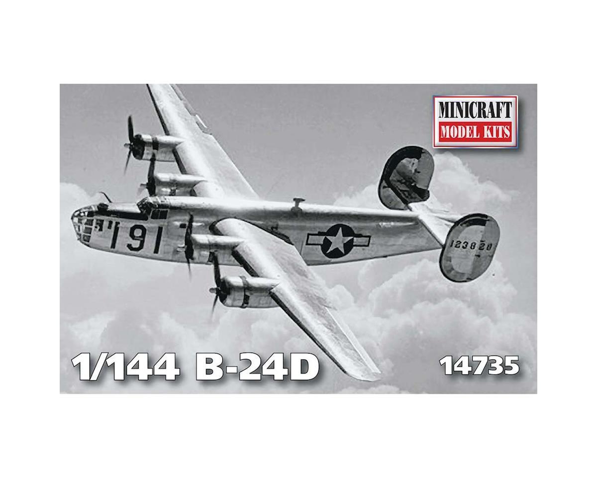 Minicraft Models 1/144 B-24D Liberator USAFF