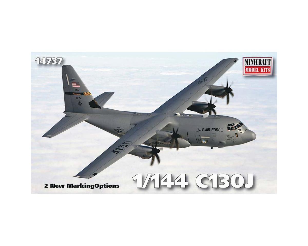 Minicraft Models 1/144 C-130J w/2 Marking Options USAF