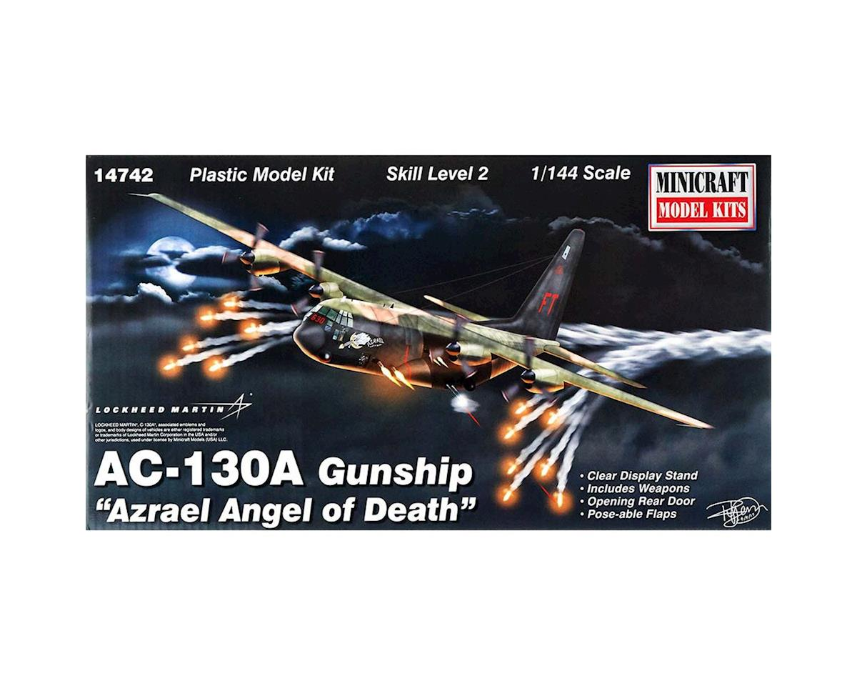 14742 1/144 AC-130A by Minicraft Models
