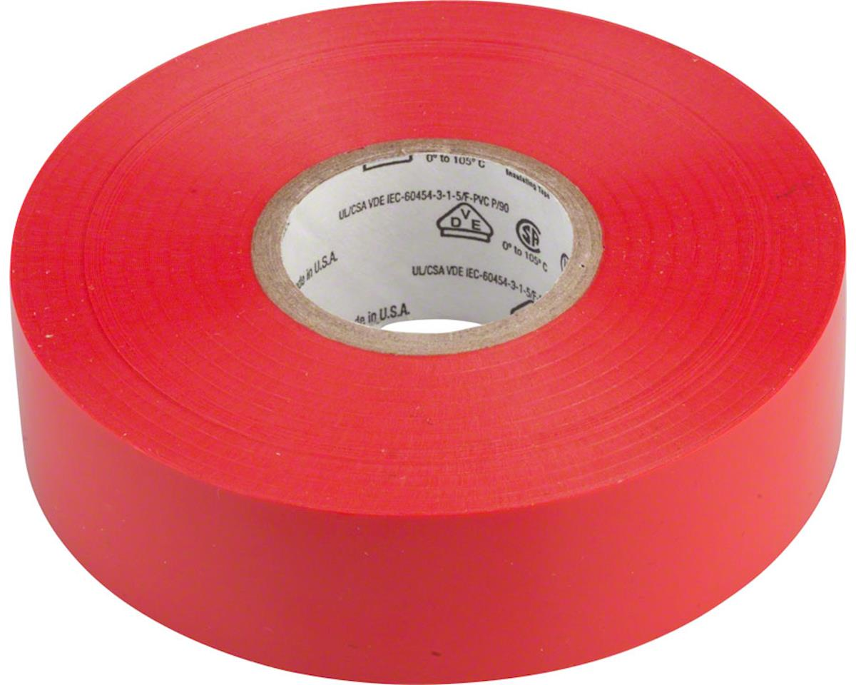 "Scotch Electrical Tape #35 3/4"" x 66' Red by 3M"
