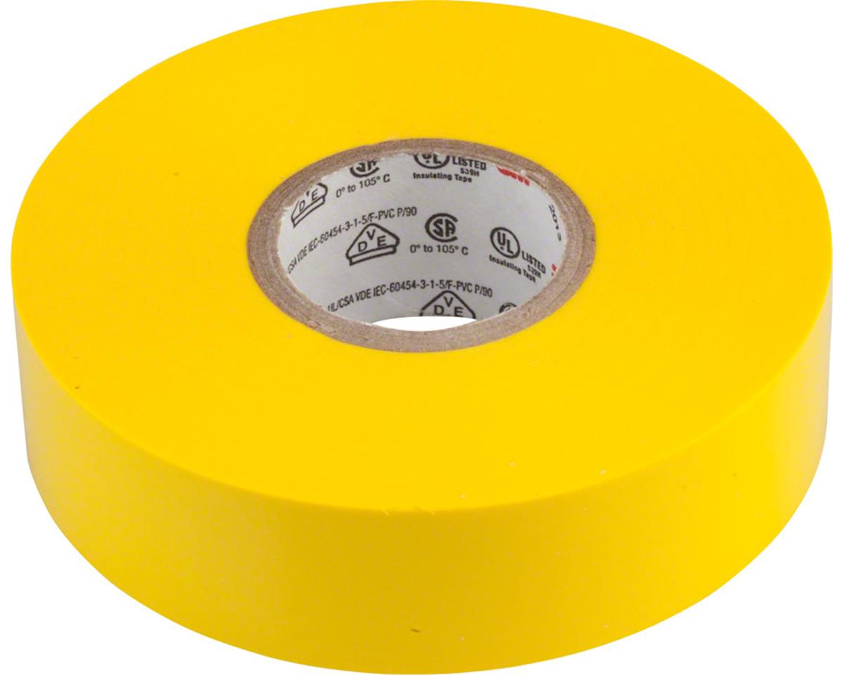 "3M Scotch Electrical Tape #35 3/4"" x 66' Yellow"