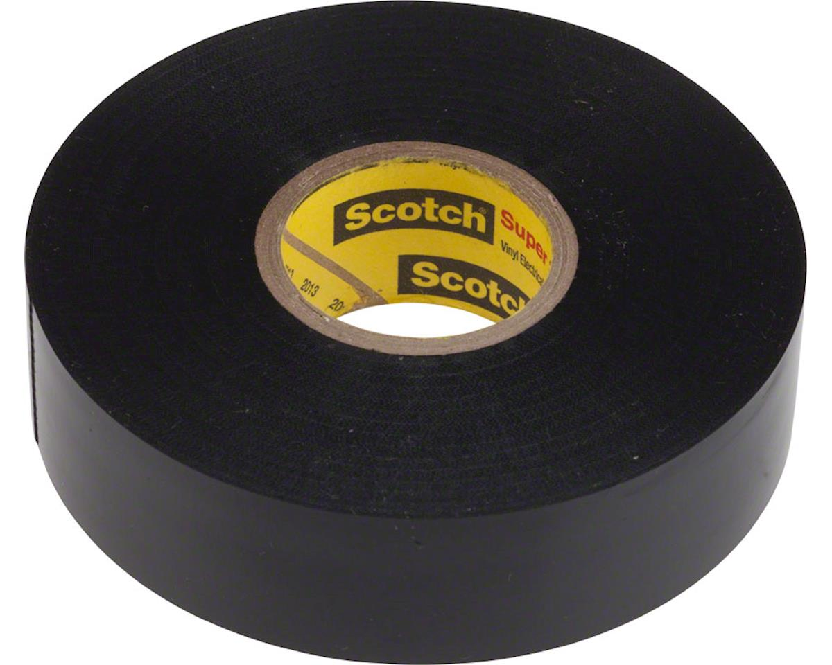 "3M Scotch Electrical Tape #33 3/4"" x 66' Black 