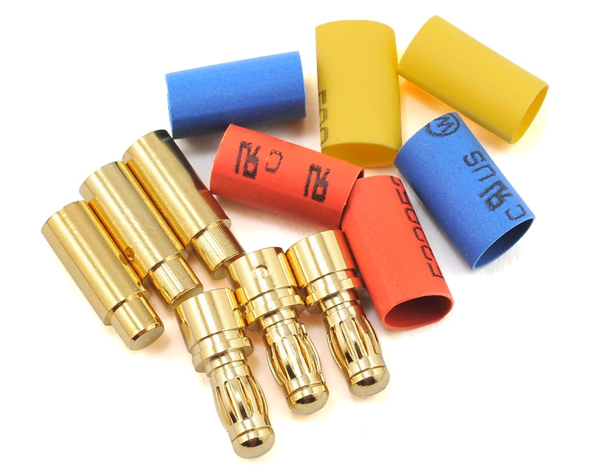 3.5mm Brushless Motor Bullet Connector Set