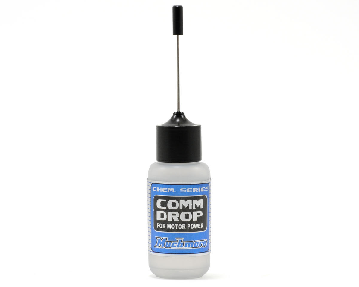 Comm Drops (20ml) by Muchmore