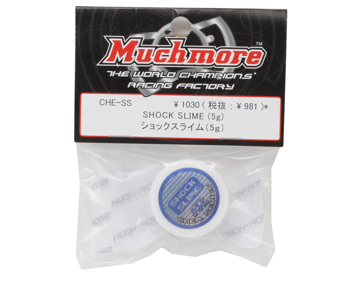 Muchmore Racing Shock Slime (5g)