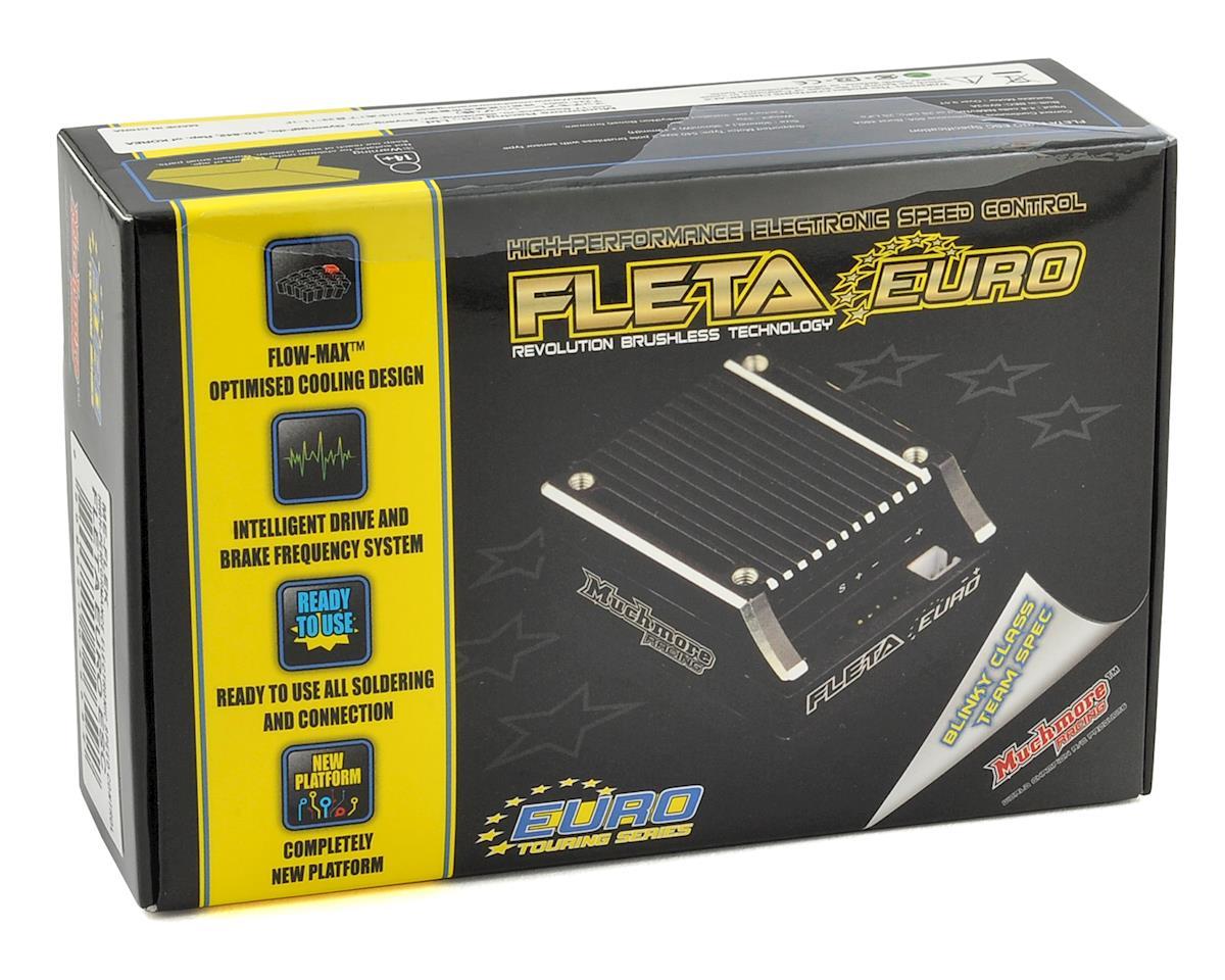 Muchmore FLETA Euro Brushless ESC (Black)