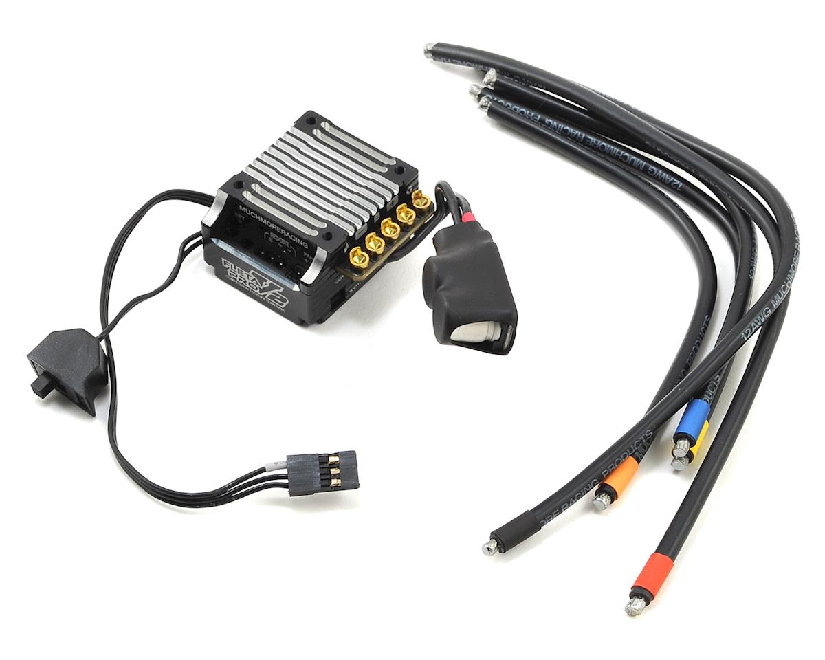 Muchmore Racing FLETA PRO V2 Brushless ESC (Black)