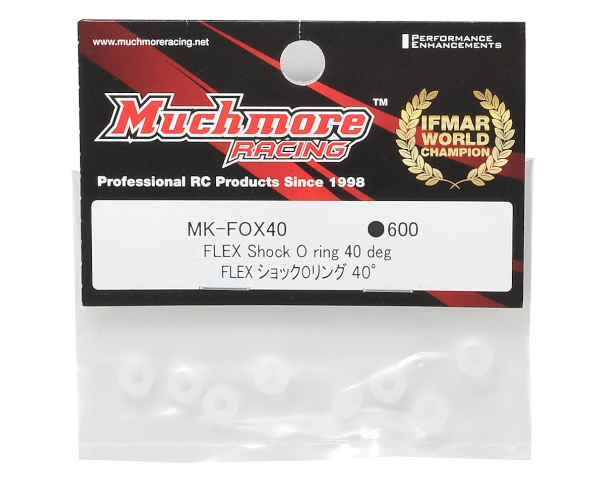FLEX Shock O Ring (8) (40 Degree) by Muchmore