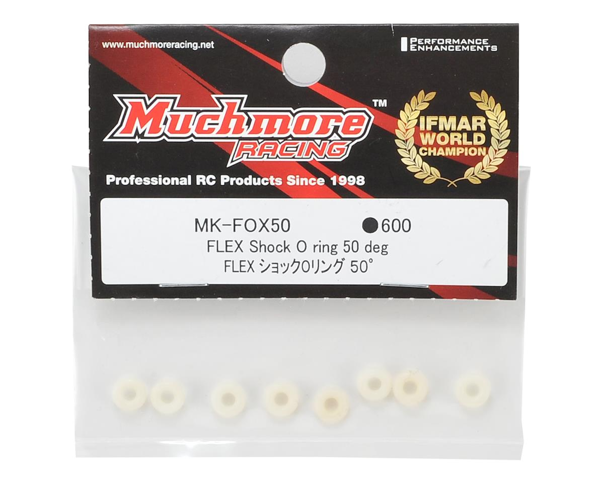 Muchmore FLEX Shock O Ring (8) (50 Degree)