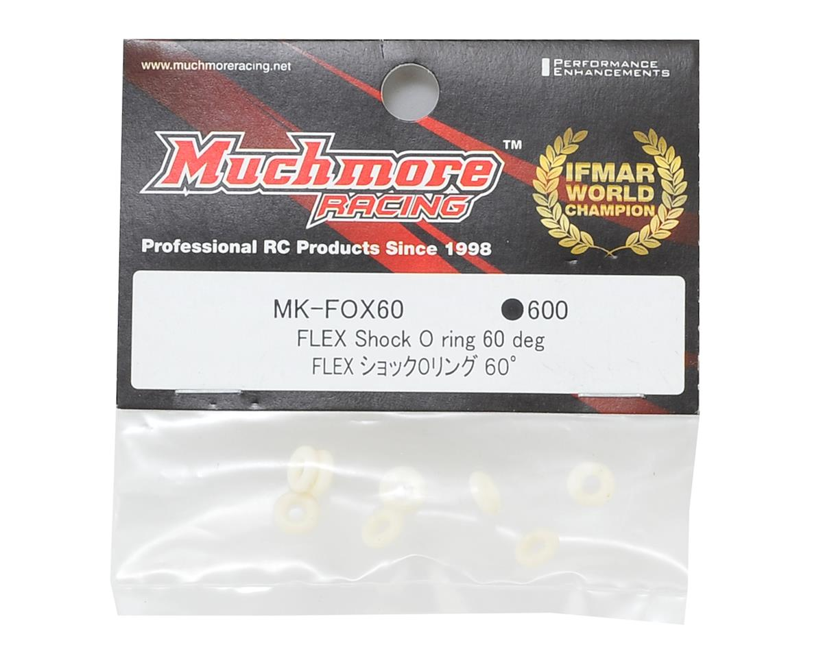 Muchmore FLEX Shock O Ring (8) (60 Degree)