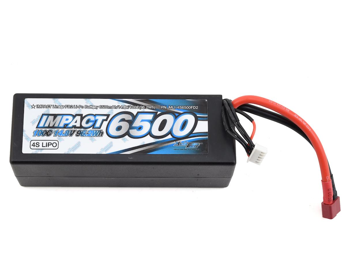 Muchmore Impact 4S FD2 LiPo Battery Pack (14.8V/6500mAh)