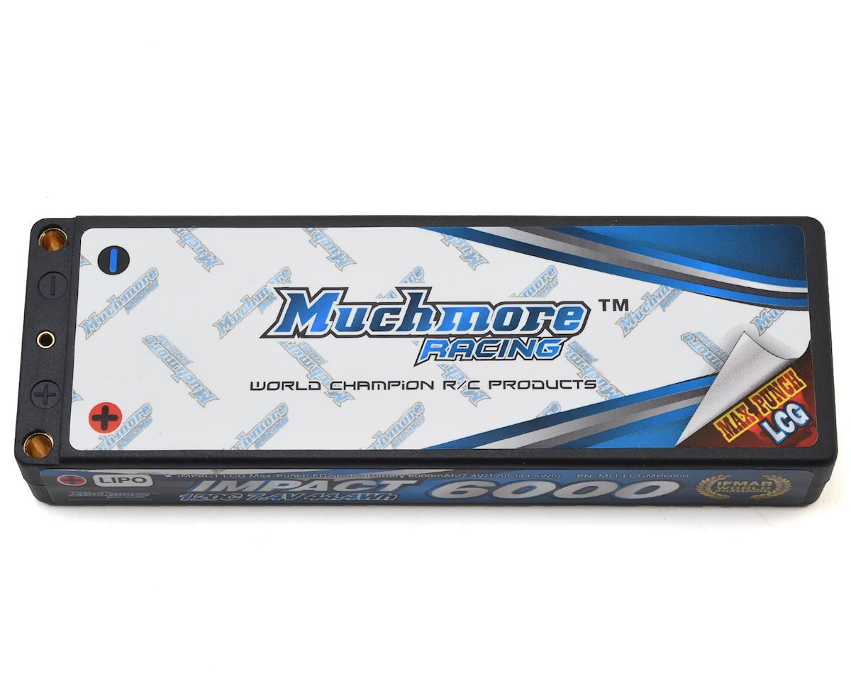 Muchmore Impact 2S LCG LiPo Battery Pack (7.4V/6000mAh)