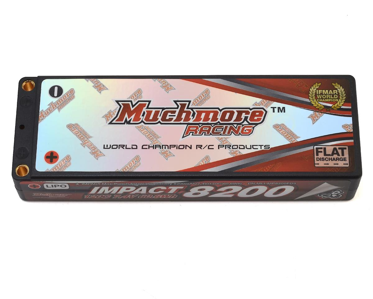 Impact Max-Punch 2S FD3 120C LiPo Battery Pack (7.4V/8200mAh)