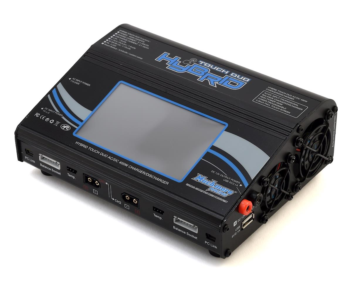 Hybrid Touch AC/DC Duo Battery Charger (6S/20A/200W) by Muchmore