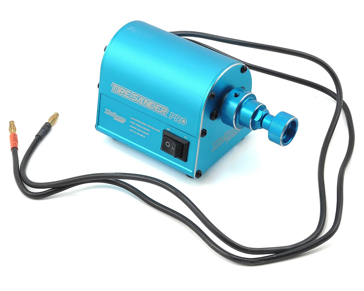Tire Sander Pro (Blue) by Muchmore