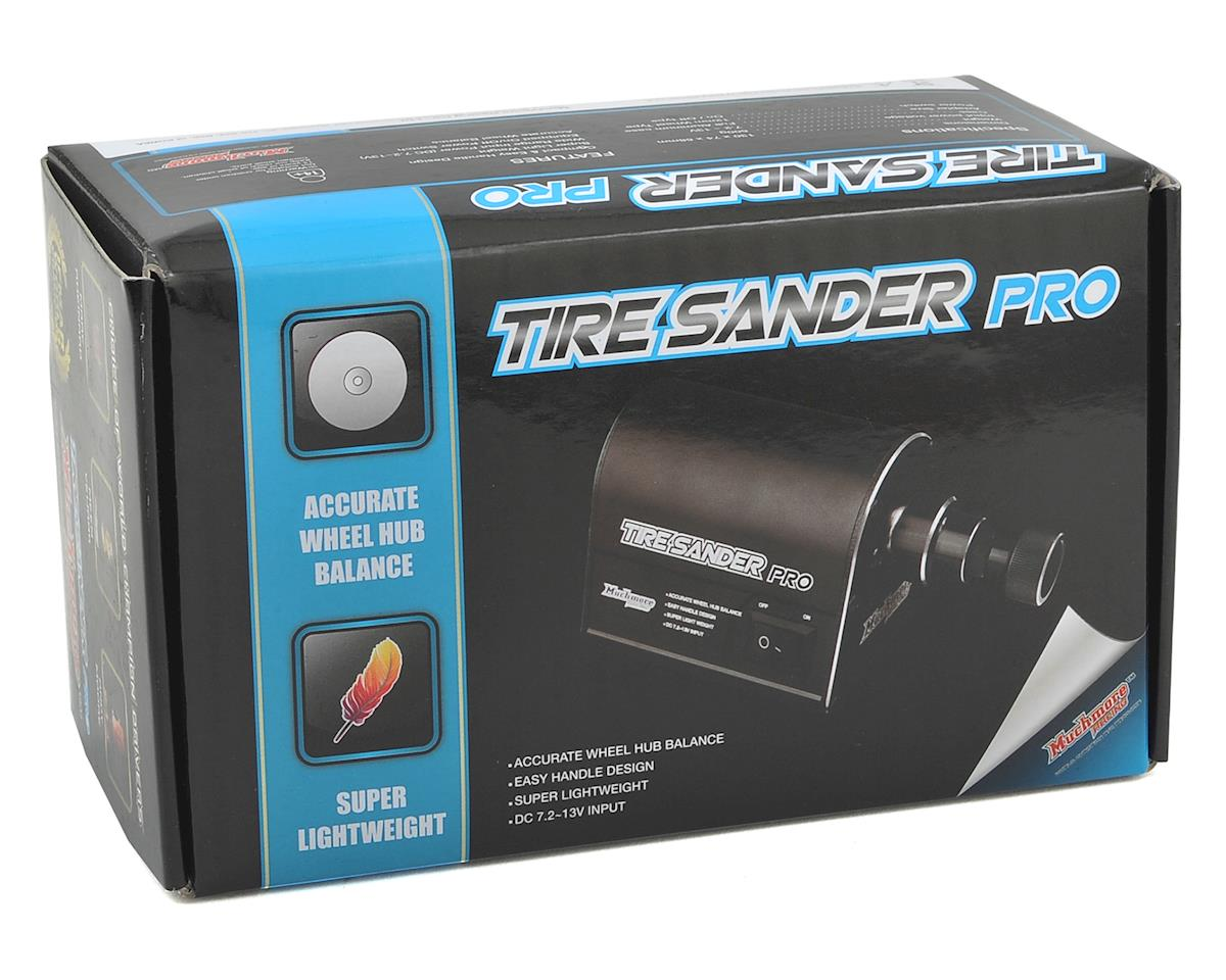 Muchmore Racing Tire Sander Pro Black